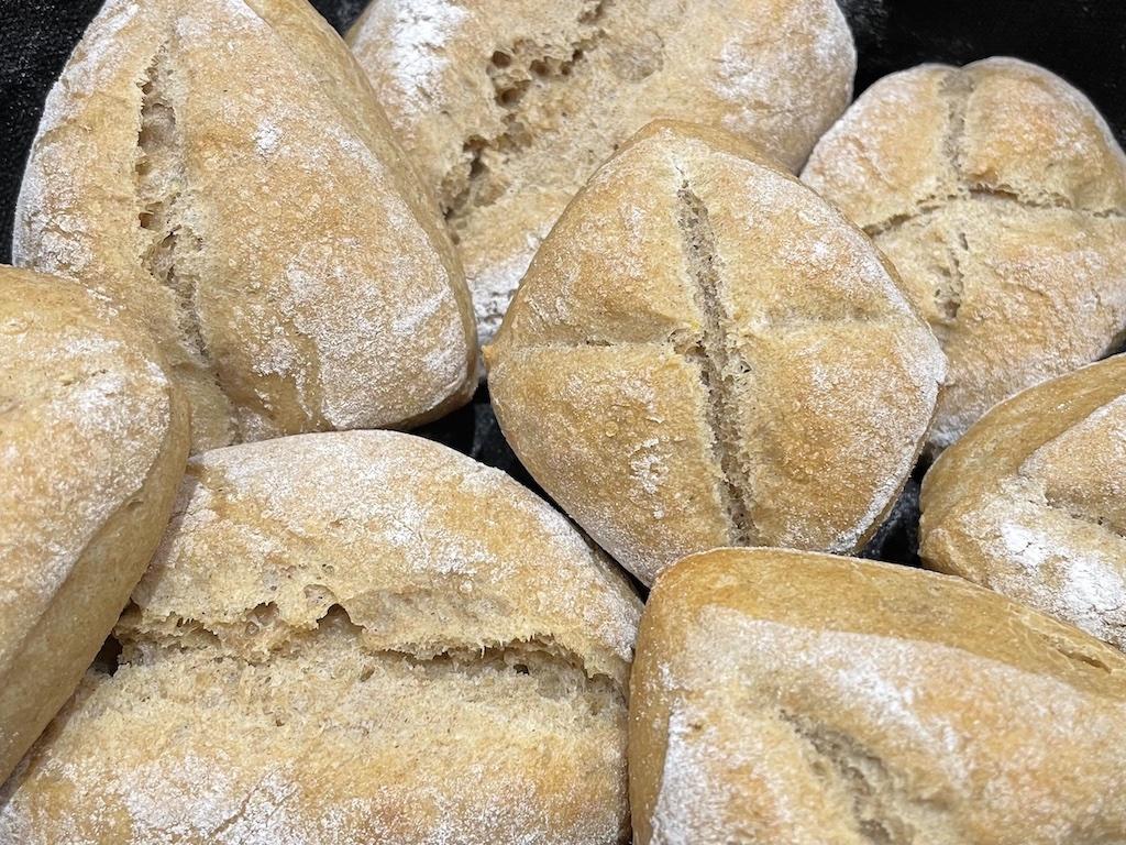 Bild zu Kartoffelbrötchen