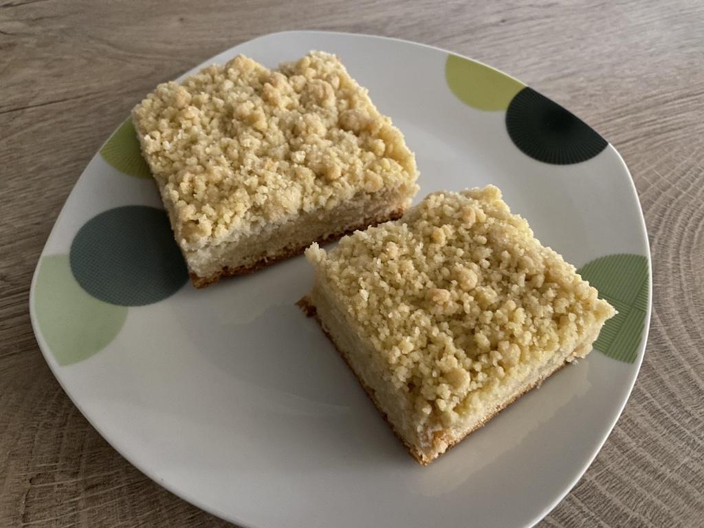 Bild zu Streuselkuchen